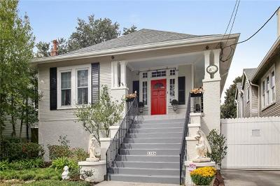 Single Family Home For Sale: 2506 Octavia Street