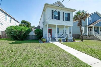 New Orleans Single Family Home For Sale: 5909 West End Boulevard