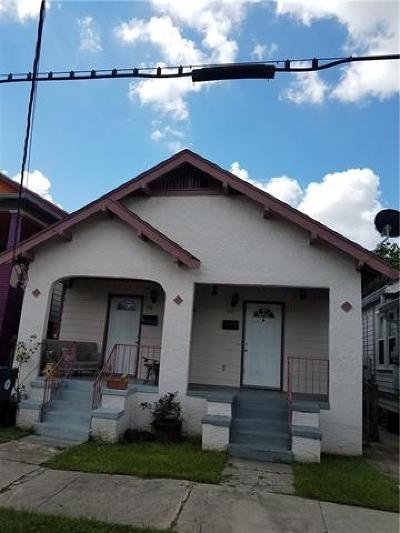 Multi Family Home For Sale: 3116 Toulouse Street