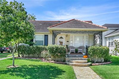 New Orleans Single Family Home Pending Continue to Show: 36 W Park Place