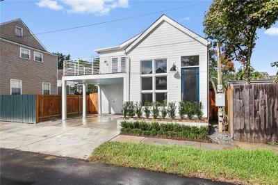 Single Family Home For Sale: 7117 Prytania Street