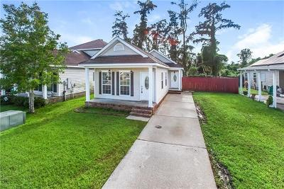 Marrero Single Family Home Pending Continue to Show: 4308 Lemans Drive