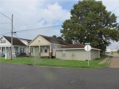 Westwego Multi Family Home For Sale: 202-06-08 Ave A Avenue