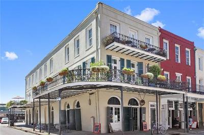 New Orleans Condo For Sale: 1140 Decatur Street #4