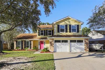 Slidell Single Family Home For Sale: 126 Silverwood Drive