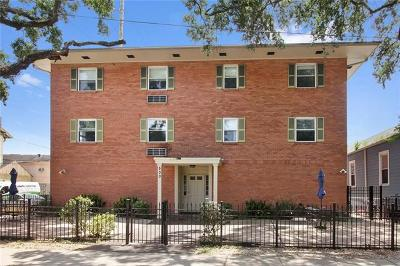 New Orleans Condo For Sale: 500 S Jefferson Davis Parkway #8