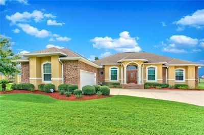 Slidell Single Family Home For Sale: 105 W Augusta Lane
