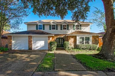 Kenner Single Family Home For Sale: 60 Granada Drive