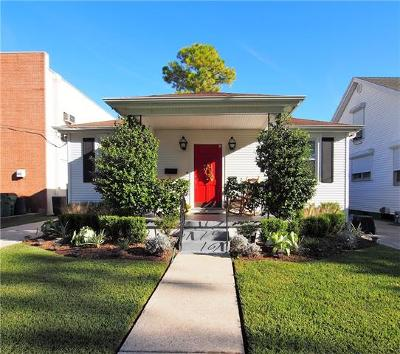 Single Family Home For Sale: 3017 Roman Street