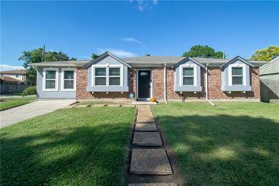 Metairie Single Family Home For Sale: 6109 Morton Street