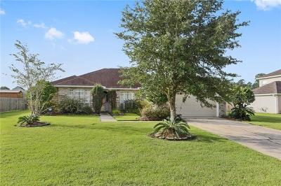 Slidell Single Family Home For Sale: 216 N Silver Maple Drive
