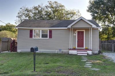 Metairie Single Family Home For Sale: 613 Grove Avenue