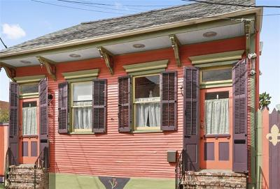 New Orleans Single Family Home For Sale: 3143 Dauphine Street
