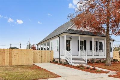 Arabi Single Family Home For Sale: 1805 Rose Street