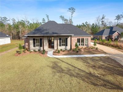 Madisonville Single Family Home For Sale: 783 Highway 1085 Highway