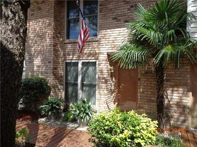Kenner Condo For Sale: 1012 St. Julien Drive #F5