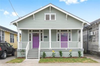 Single Family Home For Sale: 524 S Murat Street