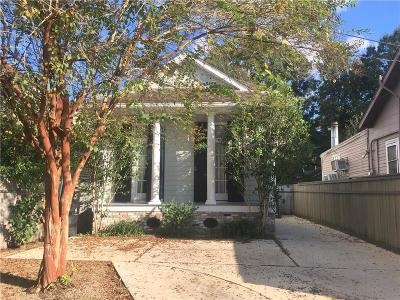 New Orleans Single Family Home For Sale: 217 Pine Street