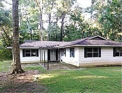 Madisonville LA Single Family Home For Sale: $100,700