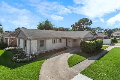 Metairie Single Family Home Pending Continue to Show: 3112 Belmont Place