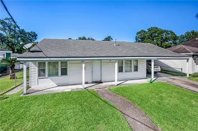 River Ridge, Harahan Single Family Home For Sale: 7115 Monroe Street
