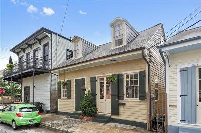 New Orleans Single Family Home For Sale: 1004 Clouet Street