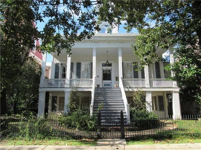 Jefferson Parish, Orleans Parish Condo For Sale: 3211 Prytania Street #8
