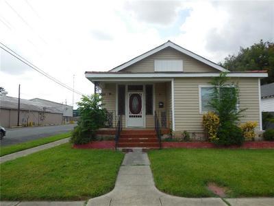 Gretna Single Family Home For Sale: 433 Monroe Street
