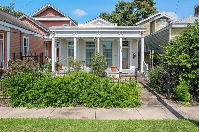 Single Family Home For Sale: 4721 Camp Street