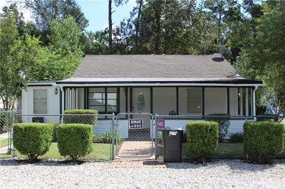 Slidell Single Family Home For Sale: 136 Marilyn Drive