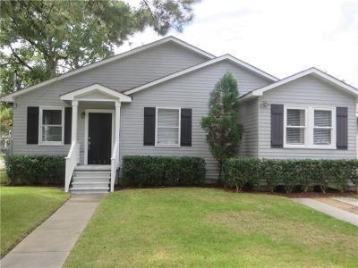 Jefferson Single Family Home For Sale: 638 Tucker Avenue
