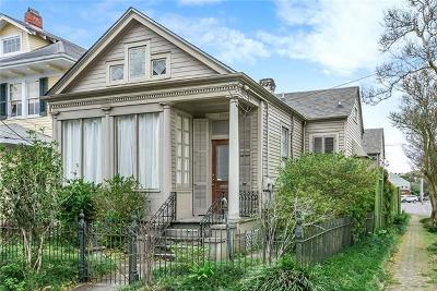 New Orleans LA Single Family Home For Sale: $619,000
