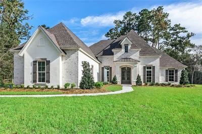 Covington Single Family Home Pending Continue to Show: 390 N Tallowwood Drive