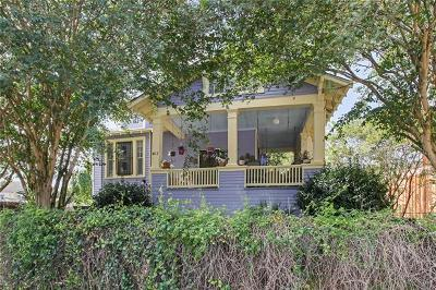 Single Family Home For Sale: 4512 Baudin Street