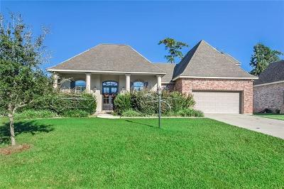 Madisonville Single Family Home Pending Continue to Show: 420 Greentree Lane