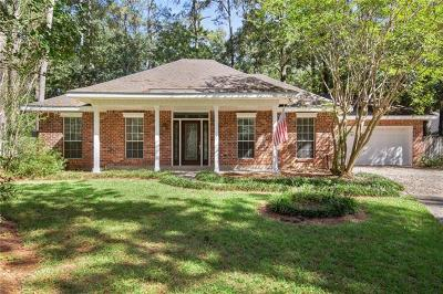 Single Family Home For Sale: 3027 Canaan Place