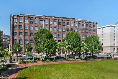 New Orleans Condo For Sale: 1107 S Peters Street #124