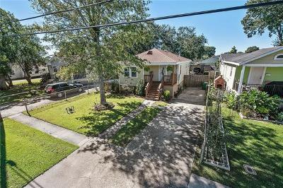Westwego Single Family Home Pending Continue to Show: 615 Victory Drive