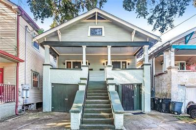 New Orleans Multi Family Home For Sale: 4324 Banks Street