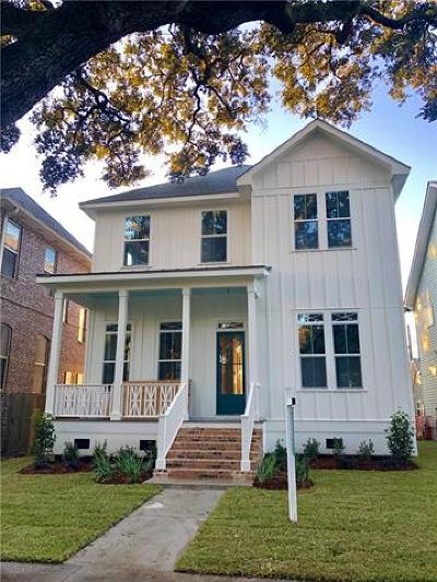 Lakeview Single Family Home For Sale: 6126 Memphis Street