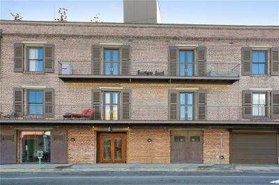 New Orleans Condo For Sale: 900 S Peters Street #9