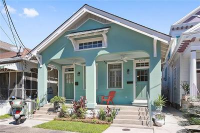 New Orleans Multi Family Home For Sale: 2529 Marengo Street