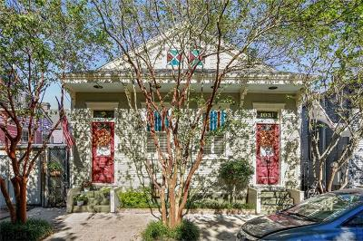 New Orleans Single Family Home For Sale: 1031 Sixth Street