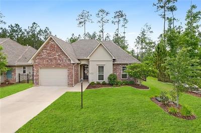 Covington Single Family Home For Sale: 548 Bateleur Way