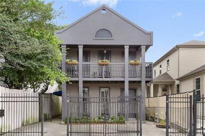 New Orleans Single Family Home For Sale: 1714-16 1st Street