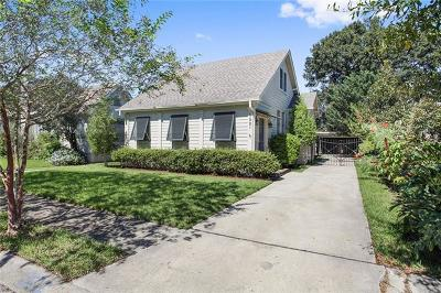 New Orleans Single Family Home For Sale: 5521 S Tonti Street