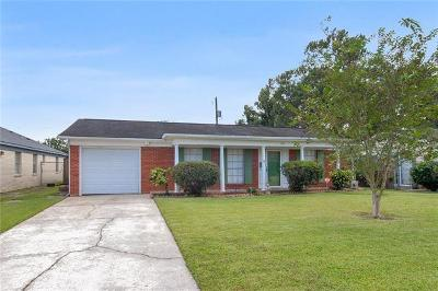 Gretna Single Family Home For Sale: 1916 Concord Road