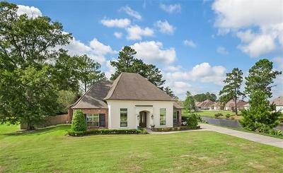 Madisonville LA Single Family Home For Sale: $480,000