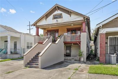 New Orleans Single Family Home For Sale: 2404-06 Marengo Street