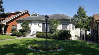 New Orleans Multi Family Home For Sale: 4625 Elysian Fields Avenue